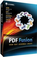 Corel Corporation Corel PDF Fusion (Education CorelSure Upgrade for 1 Year)