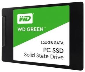 Внутренние SSD Western Digital SATA III 120Gb