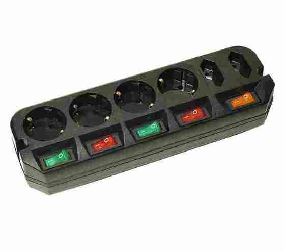 Сетевой фильтр Most Сетевой удлинитель A16 1.6м (6 розеток)