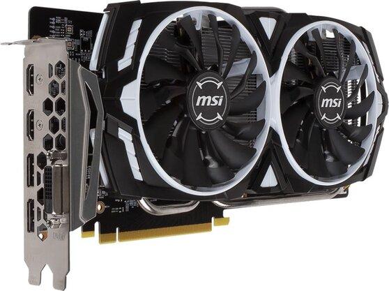 Видеокарта MSI GeForce GTX 1060 6 ΓБ Retail