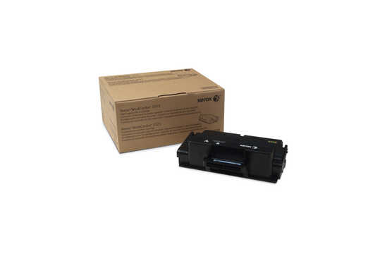 Принт-картридж Xerox Phaser 3320 WorkCentre 3315/3325 (5K стр.), черный , повышенной емкости