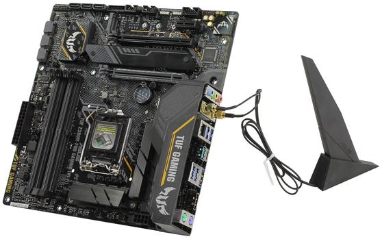 Материнская плата ASUS Intel Z390 TUF Z390M-PRO GAMING (WI-FI)