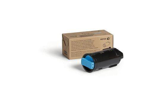 Фото товара VersaLink C605, голубой тонер-картридж экстра повышенной емкости