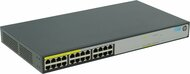 Коммутатор Hewlett Packard Enterprise 1420-24G-PoE+ (124W)