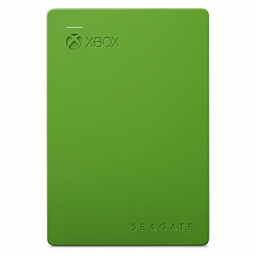 Внешний HDD SEAGATE xBox 2TB
