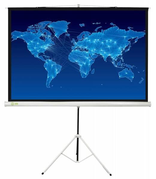 Экран Cactus Triscreen CS-PST-150X150