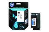 Картридж голубой, желтый, пурпурный HP Inc. 78L, C6578D фото