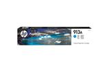Картридж голубой HP Inc. 913A, F6T77AE фото