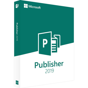 Microsoft Office Publisher 2019 (лицензия ), Single  NL Each Additional Product, 164-07860