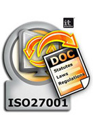 IT Governance Compliance Database and Update Service