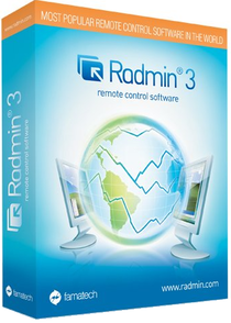 Фаматек Radmin (пакет лицензий версии 3 5 для академических учреждений), Пакет из 50 лицензий на 50 компьютеров