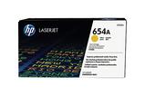 Тонер-картридж желтый HP Inc. 654A CF332A.