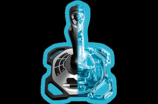 Игровой манипулятор Logitech Extreme 3D Pro