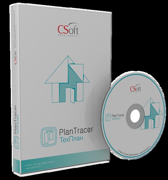 CSoft PlanTracer ТехПлан 6.7