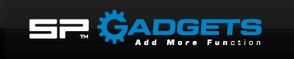 Кейс для камеры и аксессуаров большой SP POV Case GoPro-Edition3.0  black