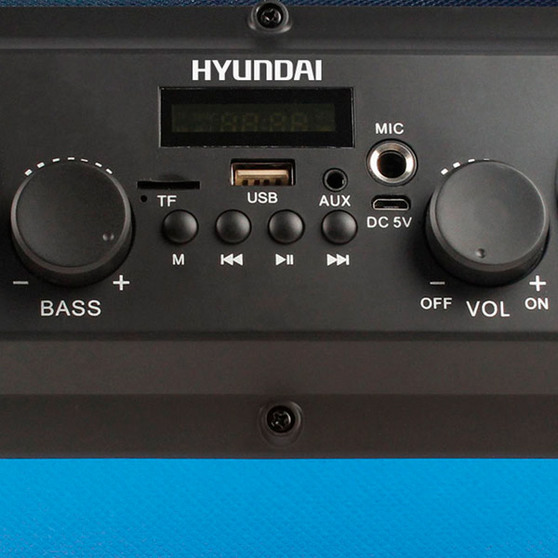 Колонки Hyundai Микро-, минисистема H-MC200