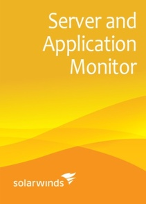 SolarWinds Server & Application Monitor AL1500 (up to 1500 monitors) - License with 1st-Year Maintenance