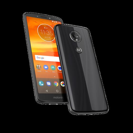 Смартфон Motorola MOTO E5 Plus  XT1924-1 32 ГБ серый