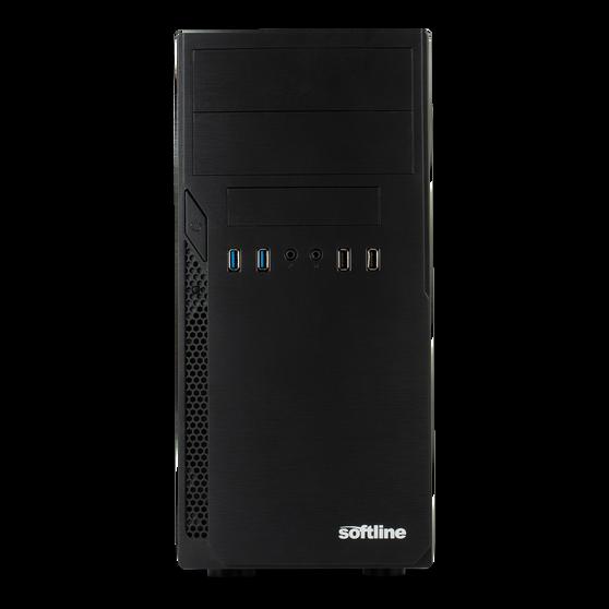 ПК SL OFFICE Pentium G6400, Win 10 Pro