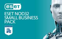 ESET NOD32 SMALL Business Pack (продление на 1 год), for 10 users