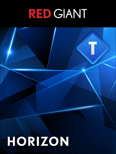 Red Giant Software Trapcode Horizon (Plug-in), TCD-HORIZ-D