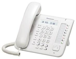 Системный телефон Panasonic KX DT521