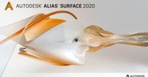 Autodesk Alias Surface 2020
