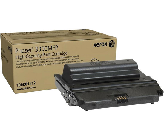 Phaser 3300 MFPhaser, принт-картридж (8k) Phaser h3300mfPhaser