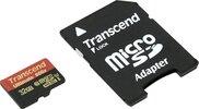 Карта памяти TRANSCEND MicroSDHC Class10