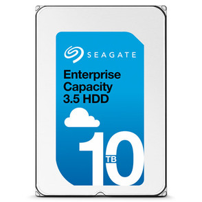 Жесткий диск  SEAGATE Enterprise Capacity HDD 3.5  10000GB 7.2K SATA3