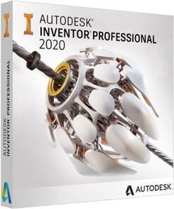 Autodesk Inventor Professional (продление электронной версии, GEN), сетевая лицензия на 1 год, 797H1-00N784-T500