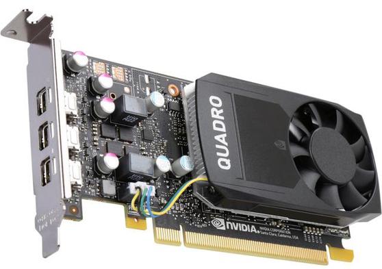 Видеокарта Dell Technologies Quadro P400 2 ΓБ Bulk