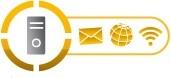 IKARUS Security Software GmbH gateway security (пакет лицензий 1 + ISM), Количество пользователей 1-25