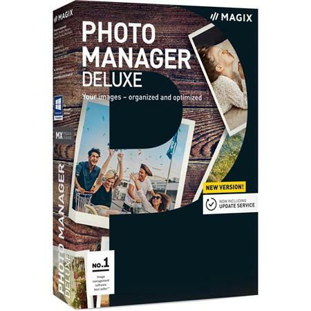 Magix MAGIX Photo Manager Deluxe (лицензия), версия ESD, ANR007628ESD