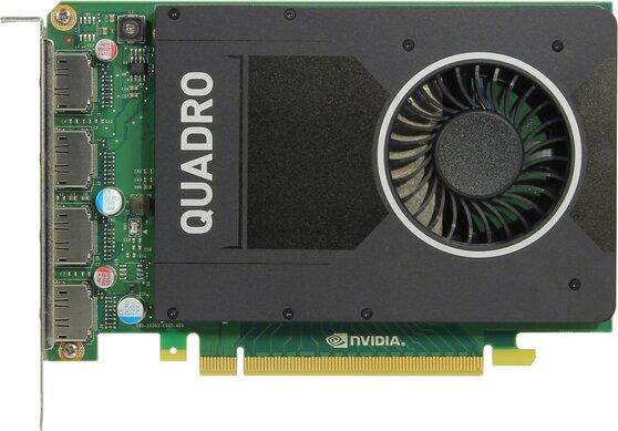 Видеокарта DELL Quadro M2000 4 ΓБ