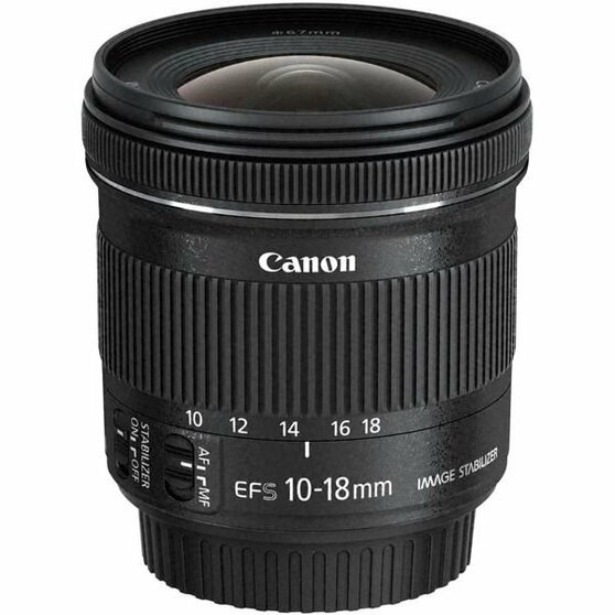 Объектив Canon EF-S IS STM