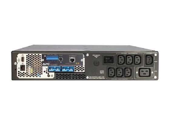 ИБП APC Smart-UPS XL Modular RT 3000VA (SUM3000RMXLI2U)