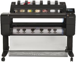 Плоттер HP Inc. Designjet T1530