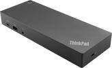 Док-станция LENOVO ThinkPad Hybrid Dock for E580,E480/470,L580,L480/L470,L380,L380 Yoga,T580/T570,T480/T480s,T470/T470s,T460,X1 Carbon Gen(5&6),X1 Yoga