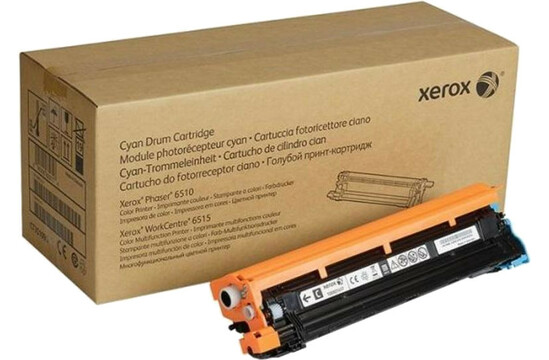 Фото товара Принт-картридж для Phaser 6510/WorkCentre 6515, голубой цвет