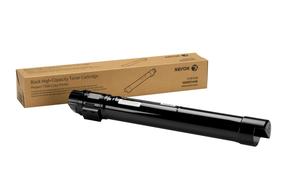 Phaser 7500, черный тонер-картридж повышенной емкости