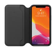 Apple iPhone 11 Pro Leather Folio - Black