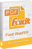 Foxit Corporation Foxit WebPDF for SharePoint (техподдержка и обновление на 1 год для коммерческих организаций), Лицензия тестового сервера