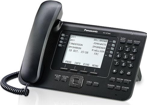 IP-телефон Panasonic KX NT560