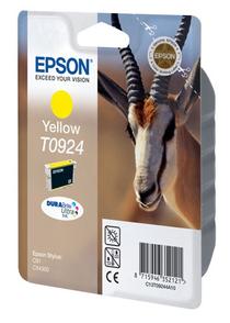 Картридж желтый Epson T09244A, C13T10844A10