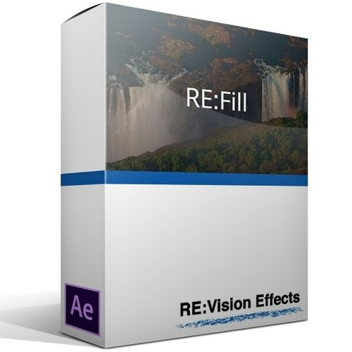 RE:Vision Effects, Inc. RE:Fill v2 (лицензия Render-only), Render-only, RFIL2R