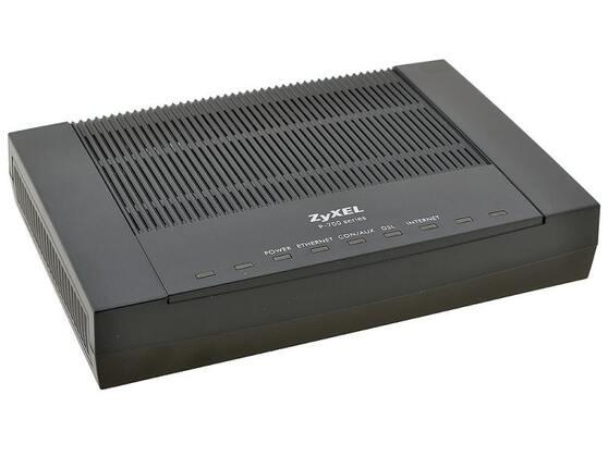 ZyXEL Модем P 791R v2 Маршрутизатор SHDSL.bis с резервированием связи