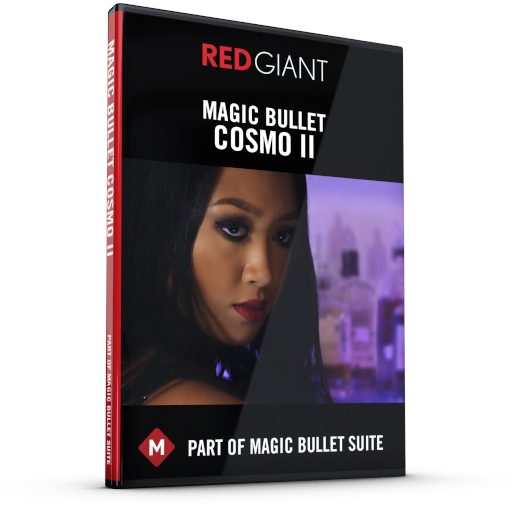 Red Giant Magic Bullet Cosmo II