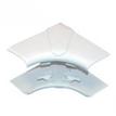 Купить Угол внутренний, переменный от 80° до 100°, для кабель-канала 105х50мм, Eurolan