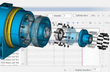 Lattice3D Studio CAD Corel Edition